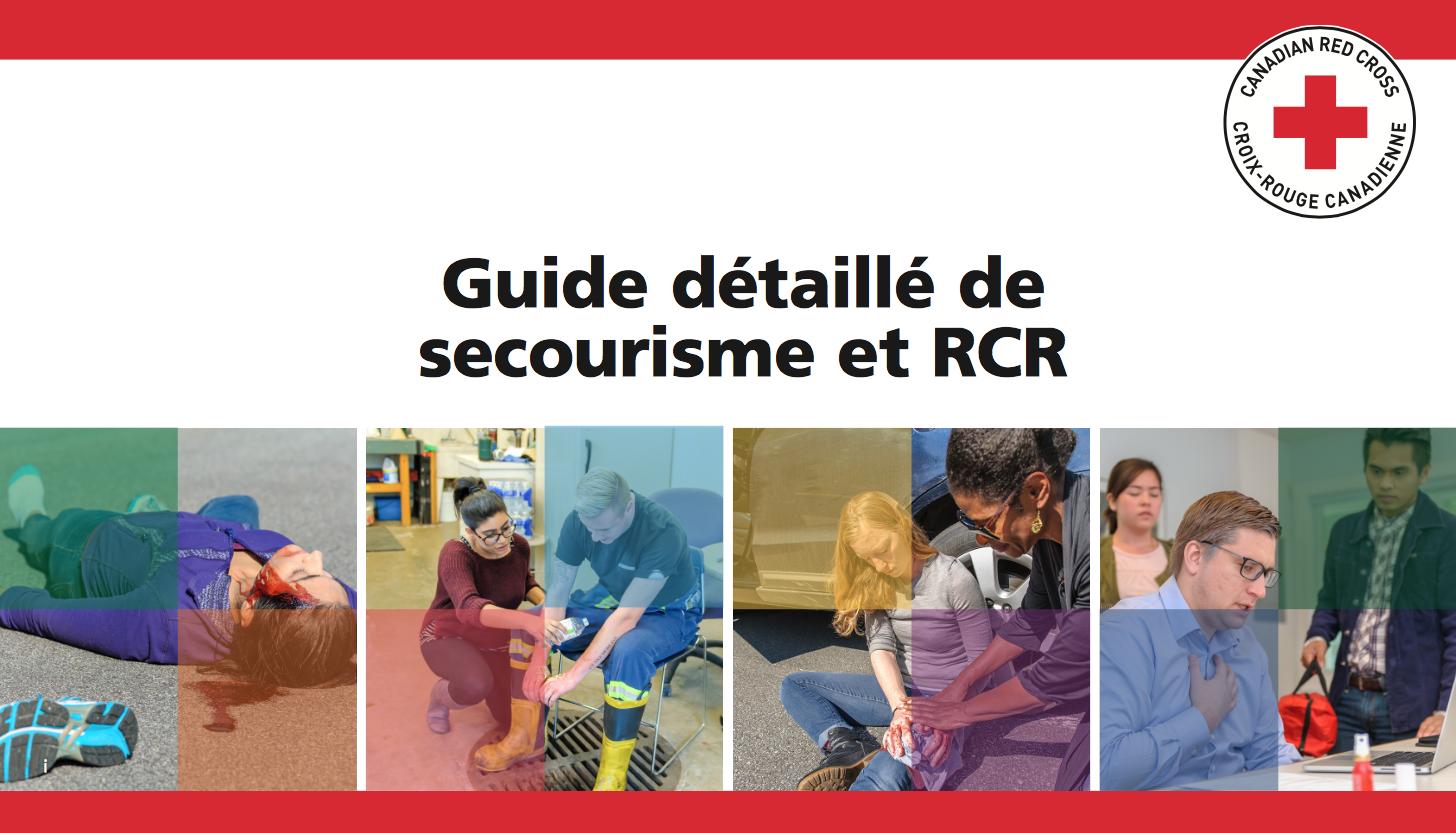 Guide détaillé de secourisme et RCR